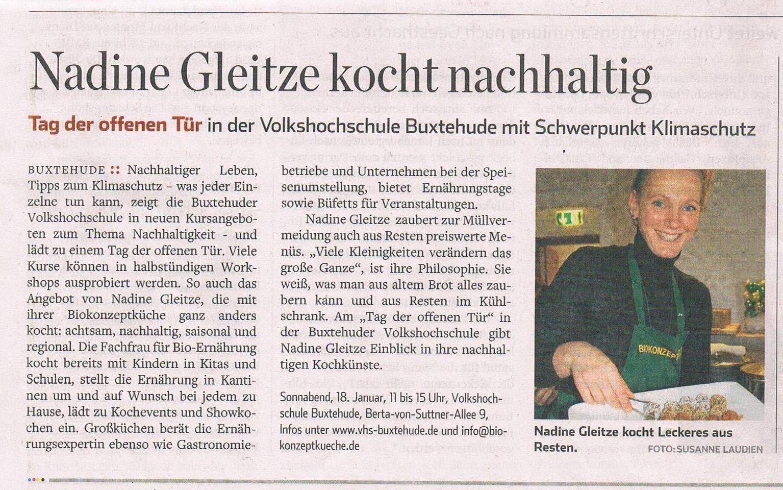 Hamburger Abendblatt vom 16.01.2020